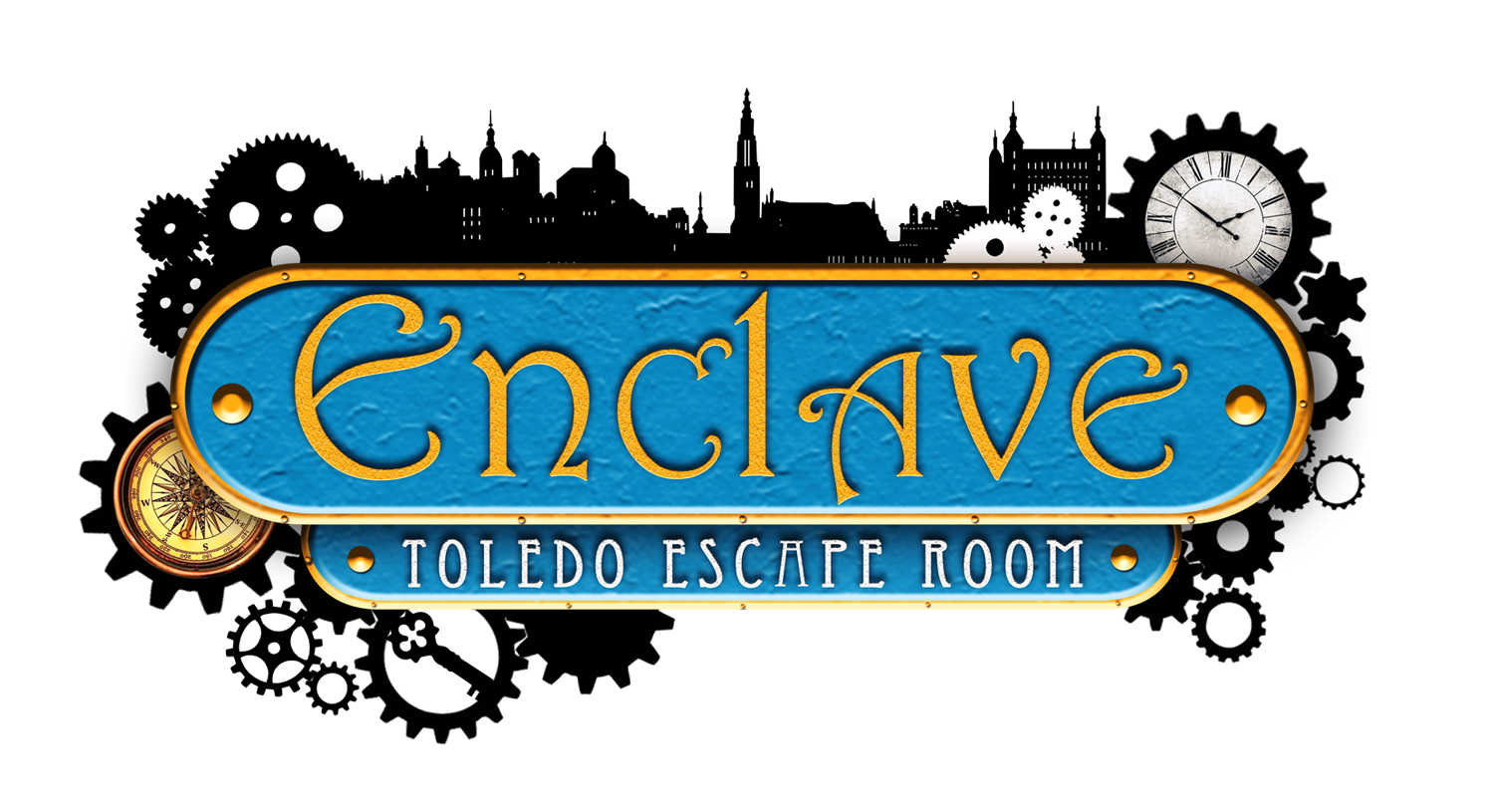 Toledo Escape Room ENCLAVE